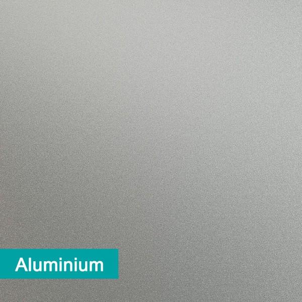 Möbelfolie Aluminium - hochwertige papierbasierende Folie zum kinderleichten Verkleben von PrintYourHome.