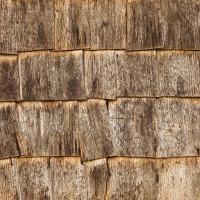 Fliesenaufkleber Dekor Holz Schindeln Braun bei PrintYourHome günstig bestellen.