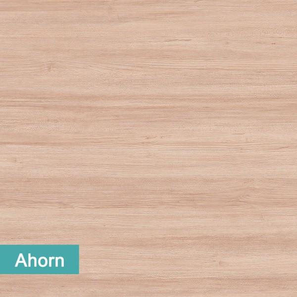 Möbelfolie Ahorn - hochwertige papierbasierende Folie zum kinderleichten Verkleben von PrintYourHome.