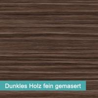 Möbelfolie Dunkles Holz fein gemasert - hochwertige papierbasierende Folie zum kinderleichten Verkleben von PrintYourHome.
