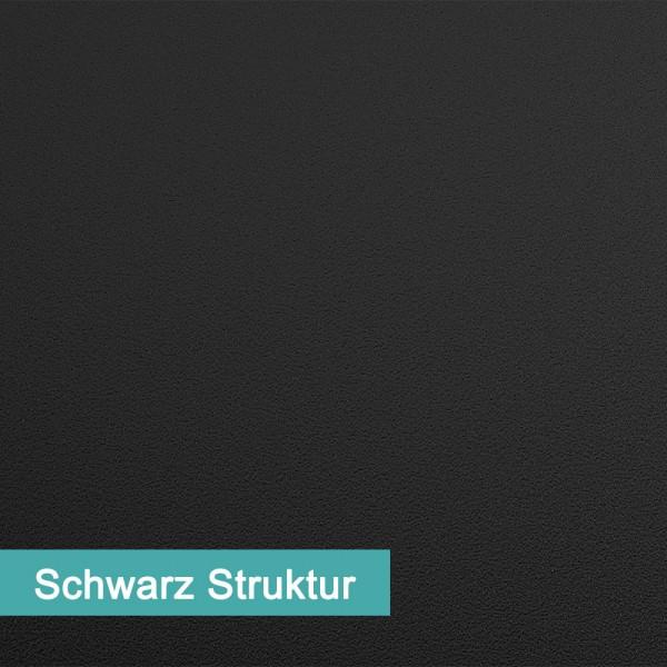 Möbelfolie Schwarz Struktur - hochwertige papierbasierende Folie zum kinderleichten Verkleben von PrintYourHome.